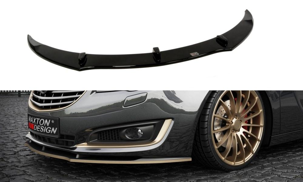 Splitter Przedni Opel Insignia Polift Model - GRUBYGARAGE - Sklep Tuningowy